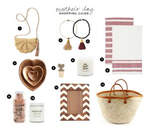 Mother's Day 2017 Collage {The Little Market}