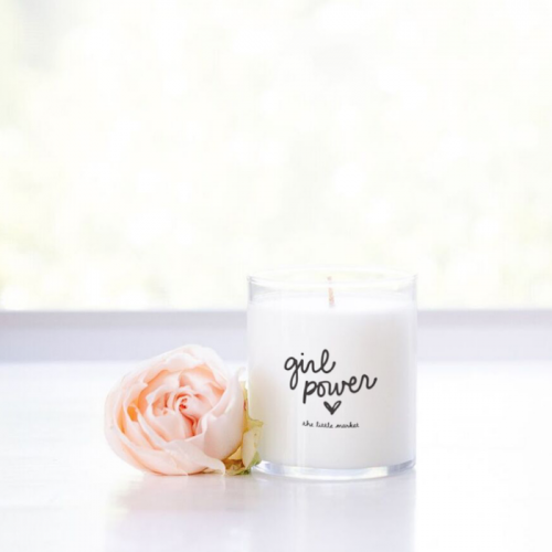 Girl Power Candle {The Little Market}
