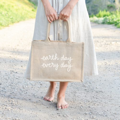 Earth Day Every Day Bag {The Little Market}