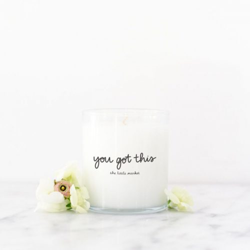 You Got This Candle - The Little Market