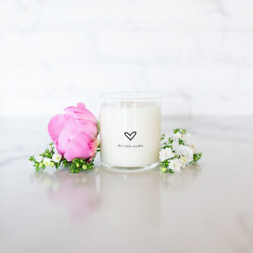 Hand-poured Candles {The Little Market}