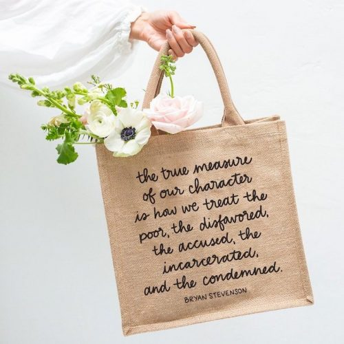Equal Justice Initiative-Tote-Bag-The-True-Measure_The-Little-Market