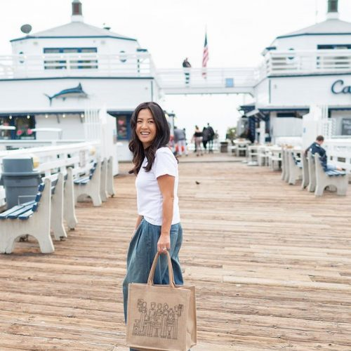 PURPOSEfull TOTE - Save the Earth {The Little Market}