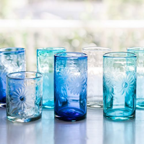 Rose Ann Hall Glassware | The Little Market