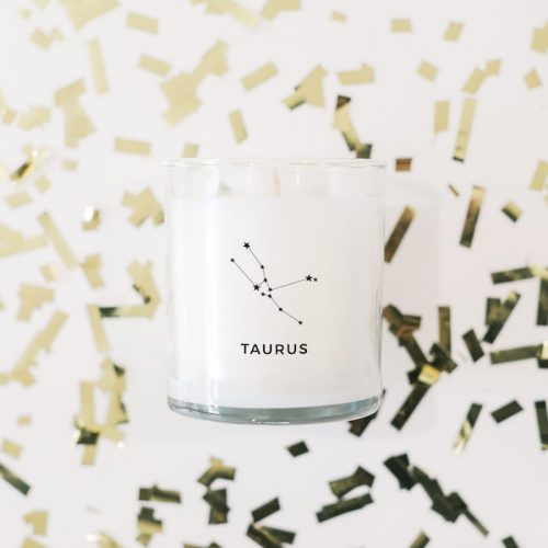 Taurus-Zodiac-Astrology-Constellation-Prosperity-Candle-Gold-Birthday-Confetti-Gift-Guide-{The-Little-Market}