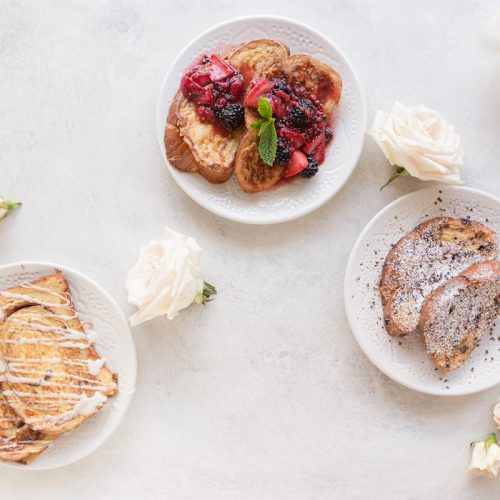 Feed Me with Amanda's French Toast with The Little Market and Homeboy Bakery - French Toast Recipes | Amanda Wilens for The Little Market