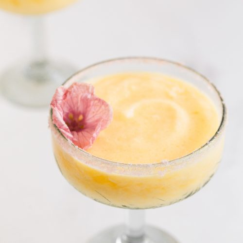 Pineapple Margarita Drink - Feature - Feed Me with Amanda - Amanda Wilens for The Little Market