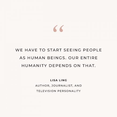 Lisa Ling Quote